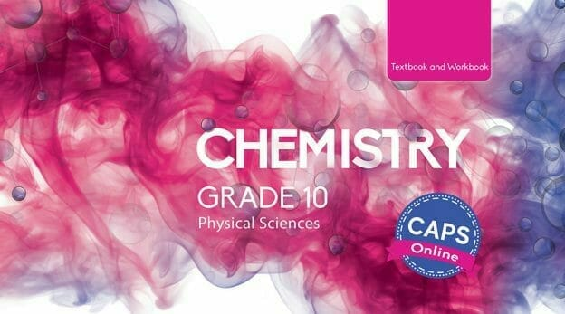 Grade 10 Chemistry Textbook Cover